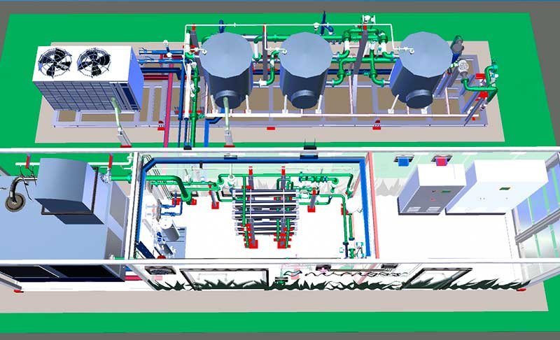 FNX participa con su nueva planta upgrading de biogás a biometano en el primer proyecto integral de biometano vehicular