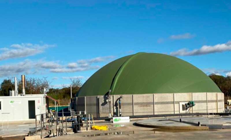 Grupo HAM desarrolla el primer proyecto en España de biometano vehicular